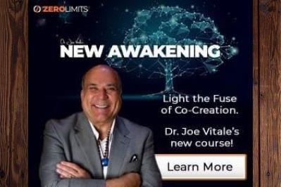 Awakening Course Dr Joe Vitoli
