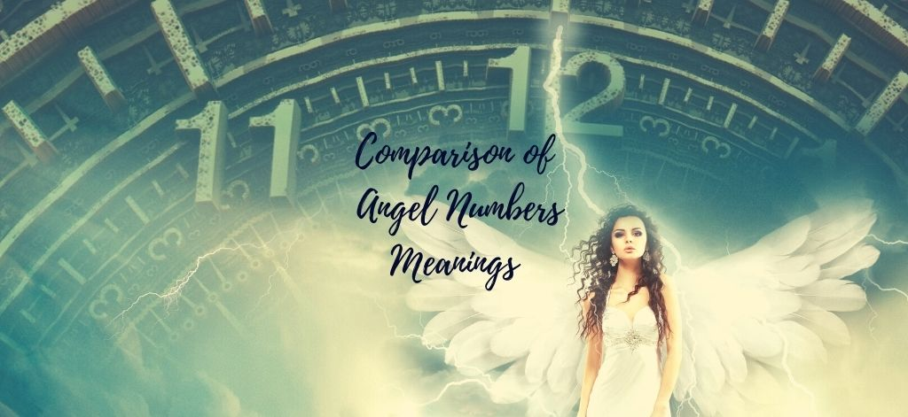 Comparison Angel Numbers Meanings