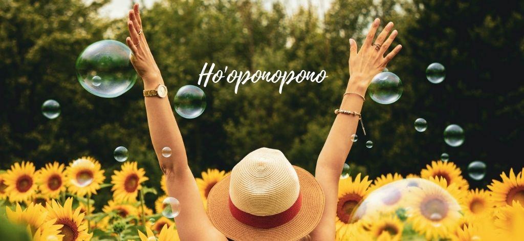 Ho'oponopono Technique Steps