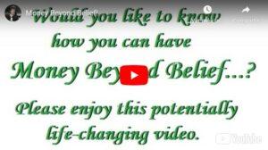 Money Beyond belief Dr Joe Vitale Hoponopono