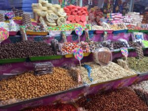 candies for the offerings