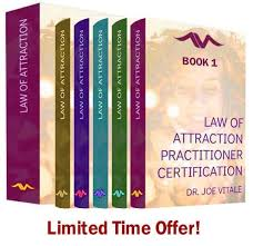 law of attraction course certification