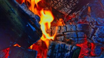 shamanic chant to water in fire ceremony