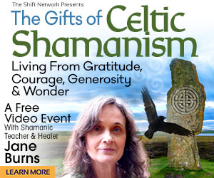 Celtic Shamanism Course Banner