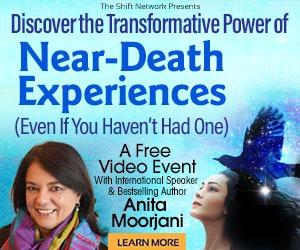 Near Death Experience Anita Moorjani Course Banner