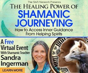 shamanic journey with sandra ingerman banner course