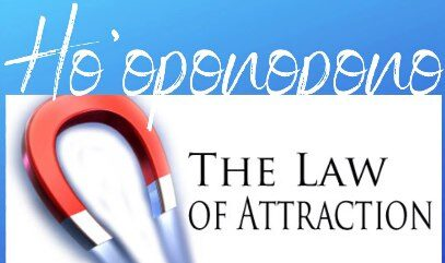Ho'oponopono and Law of Attraction
