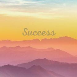 The Secret Formula To Success in 4 Steps